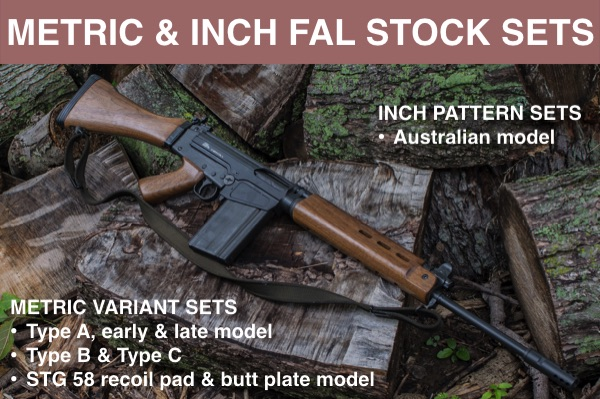 Ironwood Designs Premium Military Stocks Home Page